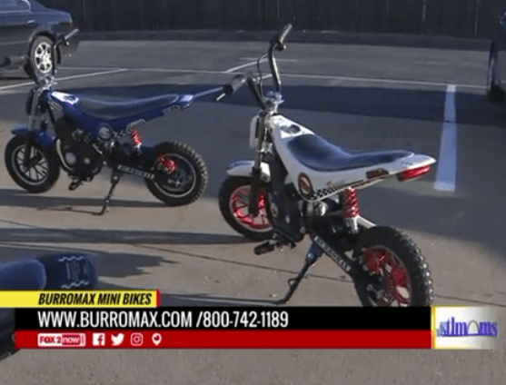 Burromax Fox 2 News