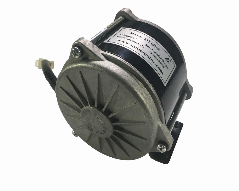 Hi Output 500W Neodymium Magnet Motor
