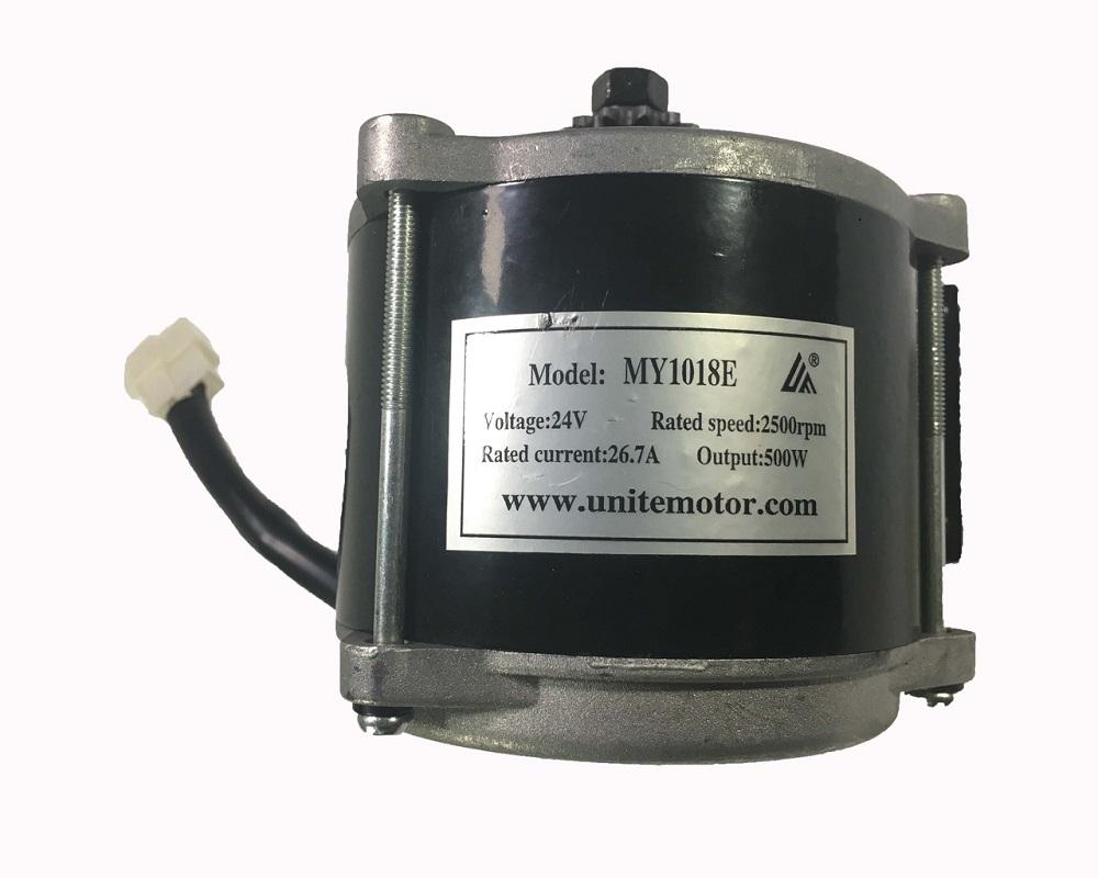Hi Output 500W Neodymium Magnet Motor - 2