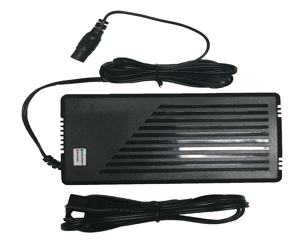Battery Charger for Lithium Ion 24V 4Amp 110v Batteries (Part #19015)