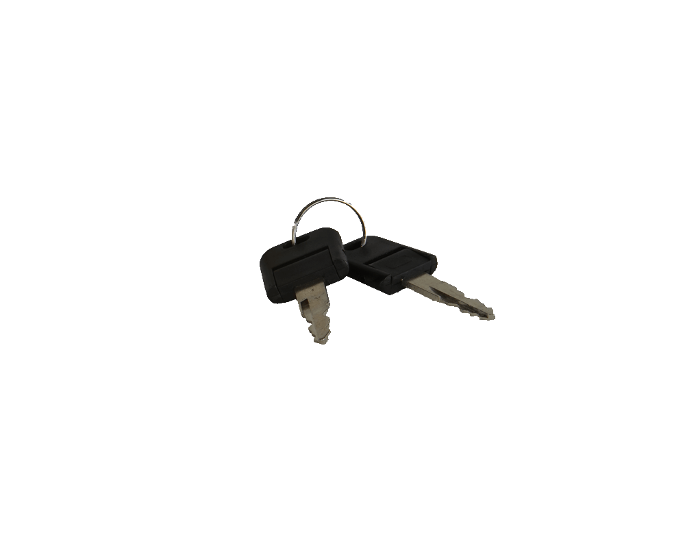 Key Set Only, 3 Position, Off/Acc/On Switch (Part #19033)