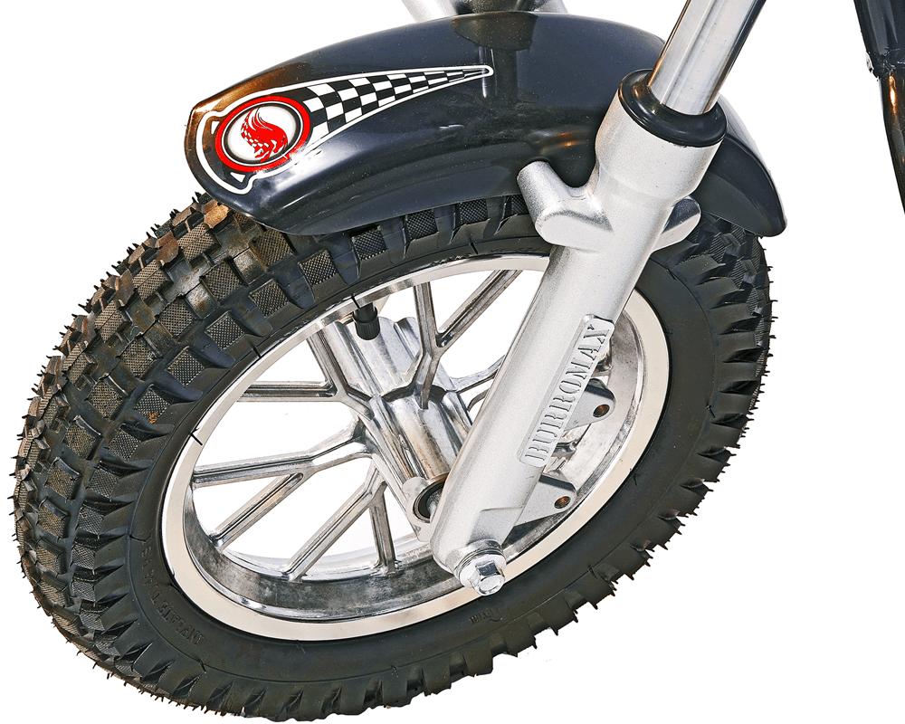 Electric Mini bike, TT250 (Color: Red) - 2