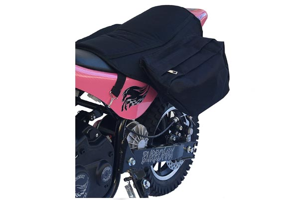 Saddle Bag TT Series (Part #16032)
