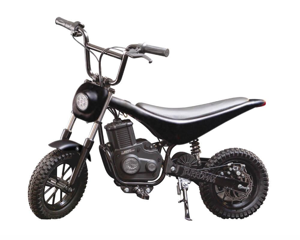 Electric Mini bike, TT350R Lithium Ion Powered, (Color: Black)