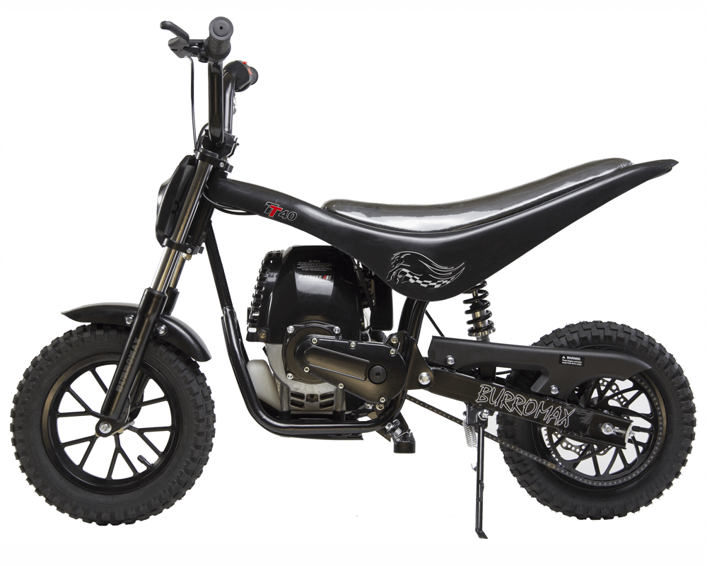 TT40 Gas Powered Offroad Racer (Color: Black) - 2