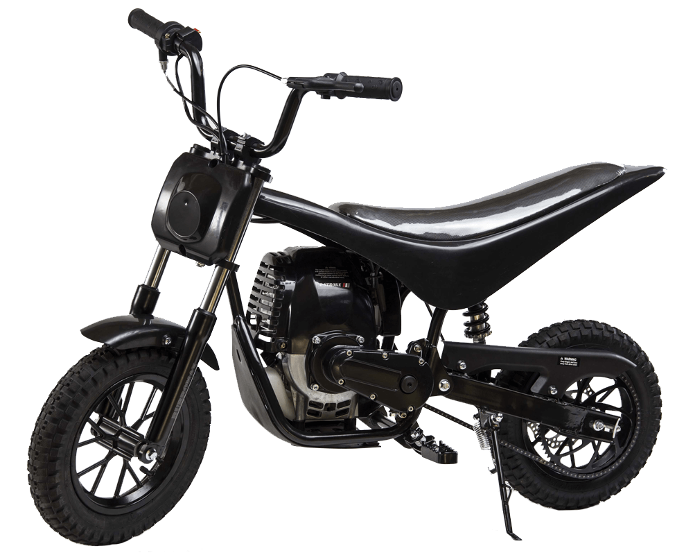 TT40 Gas Powered Offroad Racer (Color: Black)